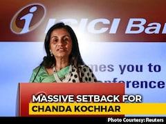 Video: Chanda Kochhar Sacked By ICICI For Violating Code, Has To Return Bonuses