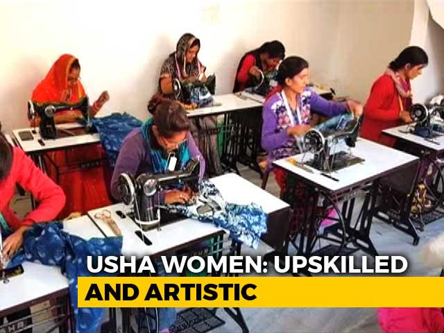 Video: How Life Changed For Silai School Women After Lakme Fashion Week