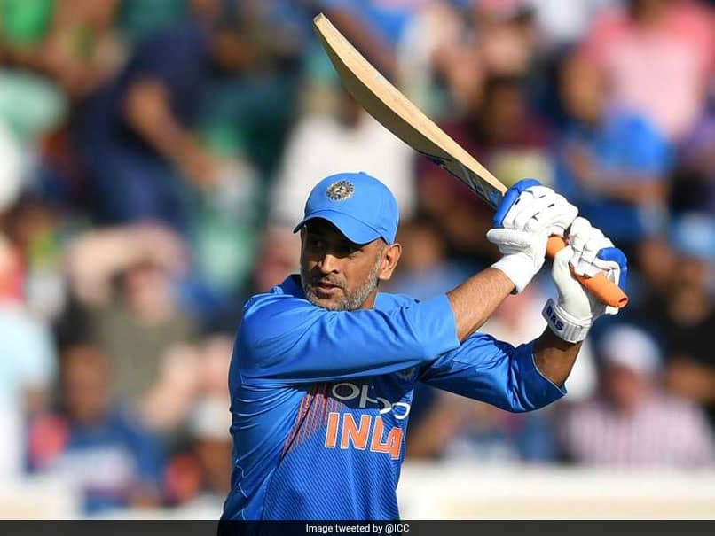 India vs Australia: MS Dhoni Becomes Fifth Indian To Score 10,000 ODI Runs