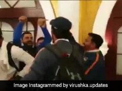 India Vs Australia: ऋषभ पंत ने किया नागिन डांस तो विराट कोहली ने किया भांगड़ा, देखें जश्न का VIDEO
