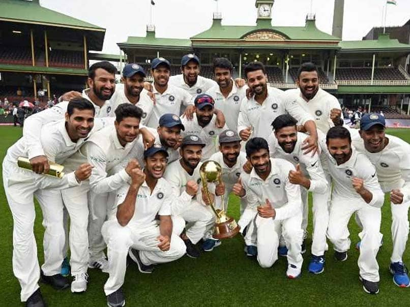 BCCI Announces Cash Prizes For Victorious Team India, Coaches And Support Staff