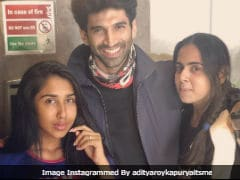 Aditya Roy Kapur Finally Debuts On Instagram. Meet The 'Lovely Ladies Who Convinced Him To Do The Impossible'