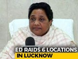 Video : Memorials Built During Mayawati's Tenure As Chief Minister Under Scrutiny