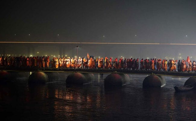 At Rs 4,200 Crore, This Year's Kumbh Mela Is The Costliest Ever