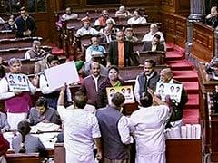 Lok Sabha Speaker Suspends 24 AIADMK Members For Ruckus Over Cauvery