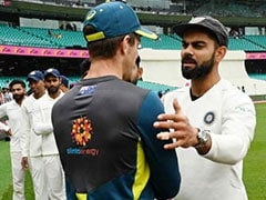 """Tip Our Hats To India"": Tim Paine On Virat Kohli And Team"