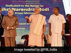 PM Modi Unveils Refinery Complex Worth Over Rs 16,000 Crore In Kerala