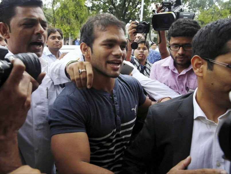 Delhi High Court Seeks CBI Response To Wrestler Narsingh Yadav's Plea