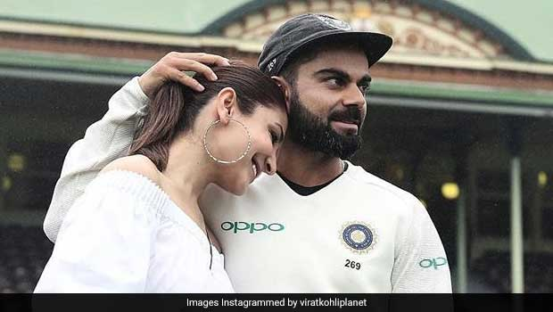 Virat Kohli, Anushka Sharma's Celebration Continues With Delicious Food: See Pics