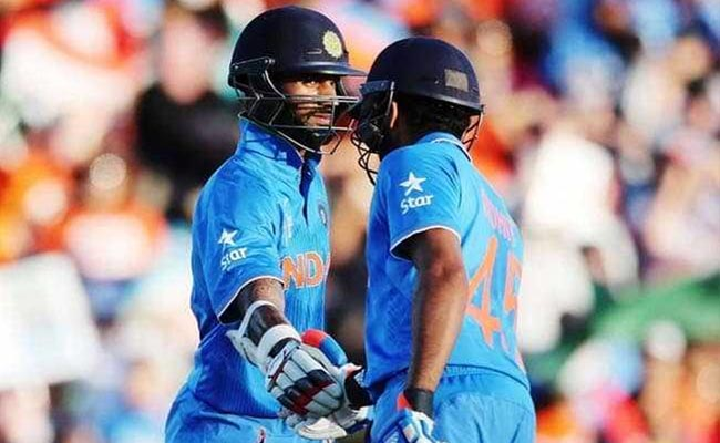 IND vs NZ 2nd ODI: रोहित शर्मा और शिखर धवन ने इस मामले में सचिन-सहवाग को पीछे छोड़ा