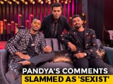 Video : Cricket Board Notice To Hardik Pandya, KL Rahul Over Comments On Women