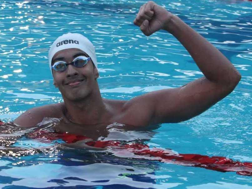 Swimmer Srihari Nataraj Makes Splash At Khelo India Youth Games; Now Eyes World Championships