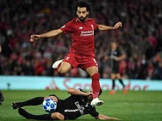 Mohamed Salah To Return For Liverpool In Champions League Clash Against Atalanta