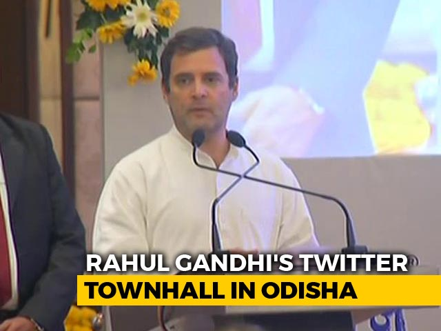 "Video : ""RSS Mother Ship Of BJP, Wants To Control All Institutions"": Rahul Gandhi"