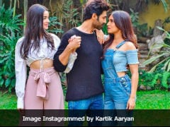 Ananya Panday, Kartik Aaryan And Bhumi Pednekar To Co-Star In <i>Pati Patni Aur Woh</i> Remake