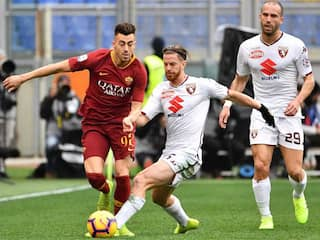 Serie A: Stephan El Shaarawy Strike Against Torino Lifts AS Roma Into Champions League Places