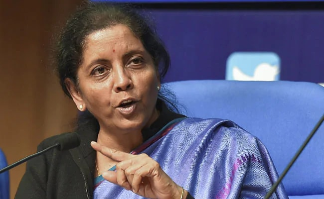 'Have Faith,' Says Nirmala Sitharaman On Ram Temple Issue