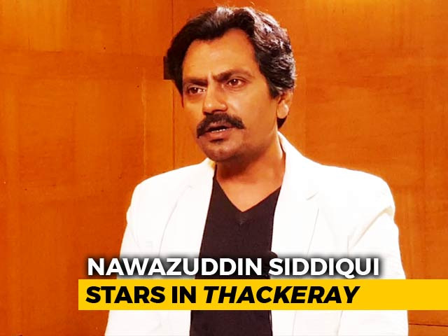 In Conversation With 'Thackeray' Star Nawazuddin Siddiqui