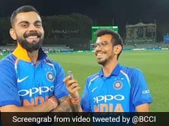 "Virat Kohli Debuts On ""Chahal TV,"" Calls It His ""Career"
