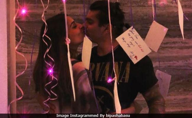 Inside Bipasha Basu's 'Magical' Birthday Party With Karan Singh Grover