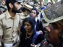Kerala's List Of 51 Women Who Entered Sabarimala Has A Tamil Nadu Man