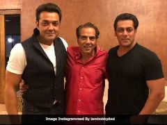 Bobby Deol, Soon-To-Be 50, Reveals His Birthday Plans With Family And What Salman Khan Means To Him