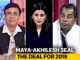 Video : Akhilesh Yadav-Mayawati Alliance: Will It Be A Game-Changer?