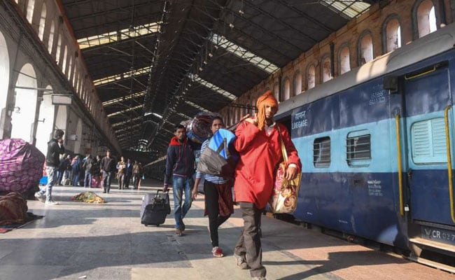 Indian Railways Ticketing Arm Files For Public Offer