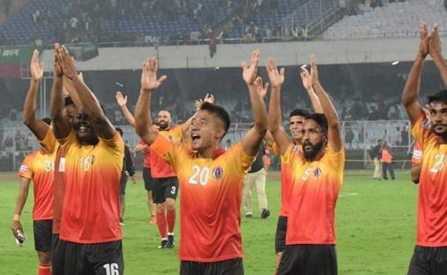 Mohun Bagaan Vs East Bengal, I League 2018-19: East Bengal Beat Mohun Bagan By 2-0