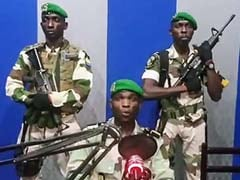 Gabon Rebel Chief Arrested, Two Killed In Failed Coup: Presidency