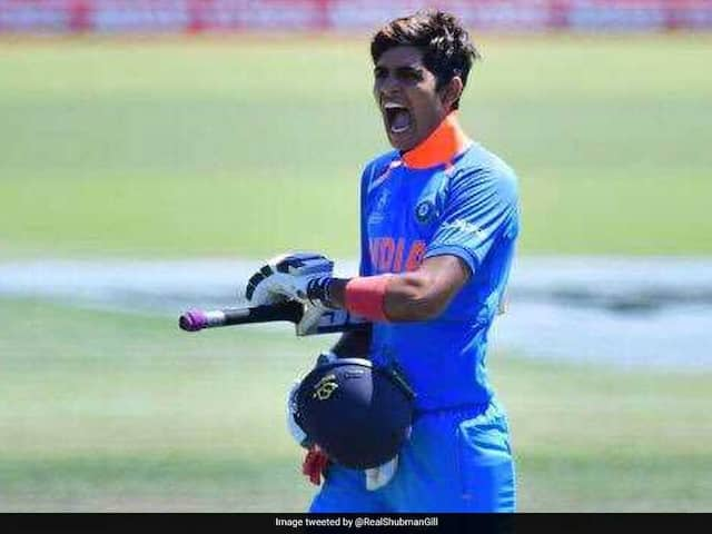 """Wasnt Even Ten Per Cent Of That When I Was 19"": Virat Kohli In Awe Of Shubman Gill"