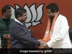 लोकसभा चुनाव से पहले ममता बनर्जी को झटका, TMC सांसद सौमित्र खान ने थामा भाजपा का दामन