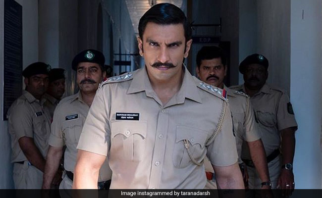 Simmba Box Office Collection Day 11: Ranveer Singh's Film Is This Close To Rs 200 Crore