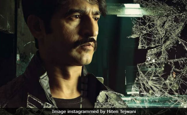 Hiten Tejwani Shares First Look Of Web-Series The Investigation