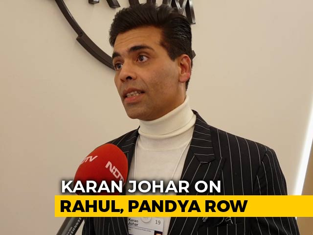 'Have Learnt My Lesson': Karan Johar Amid Hardik Pandya-KL Rahul Row