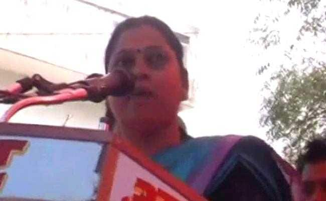 Women's Panel Asks BJP Leader To Explain Insulting Remarks On Mayawati