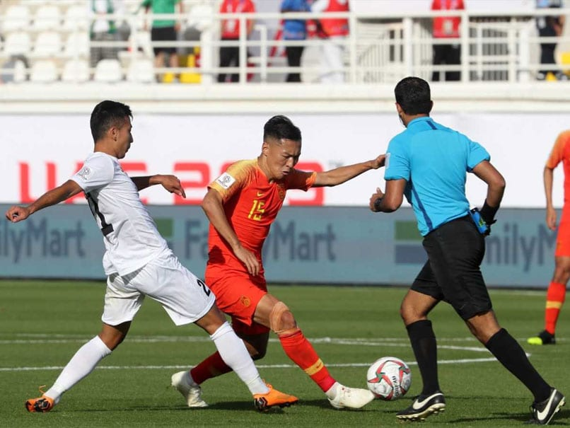 Asian Cup 2019: China Saved By Goalie Howler In Narrow Win Over Kyrgyzstan