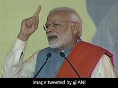 PM Modi Slams Congress Over 1984 Riots, Loan Waivers At Gurdaspur Rally