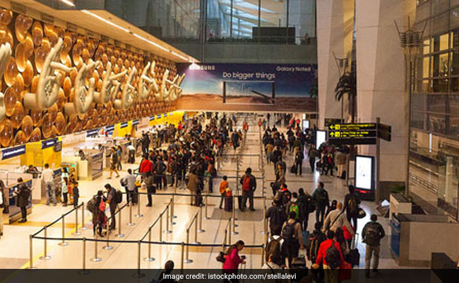 Gold Worth Rs 1.78 Crore Found In Bag That Caused Scare At Delhi Airport