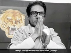 <i>Thackeray</i> Movie Review: Nawazuddin Siddiqui Is Outstanding Performer In A Film Best Left Alone