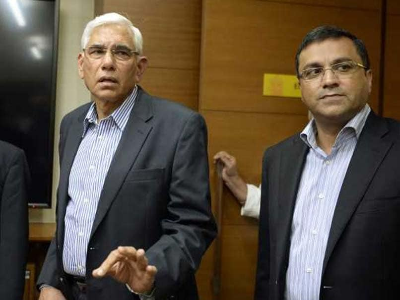 BCCI CEO Gender Counselling Matter Will Be Dealt Within 10 Days: Vinod Rai