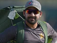 Pakistan Captain Sarfraz Ahmed Vows To Return Improved Man