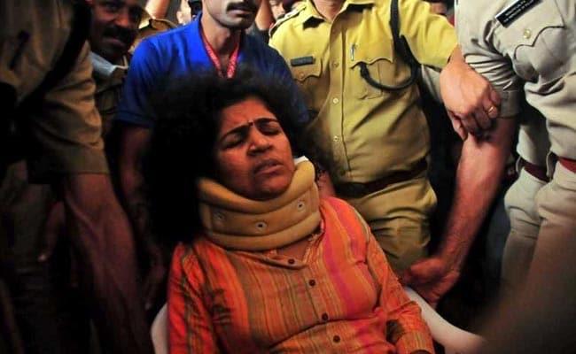 सबरीमाला मंदिर में प्रवेश कर इतिहास बनाने वाली महिला को ससुराल वालों ने घर से निकाला