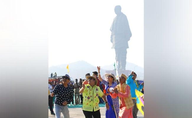 Taarak Mehta Ka Ooltah Chashmah: स्टैचू ऑफ यूनिटी पर शूटिंग करने वाला पहला सीरियल बना 'तारक मेहता का उल्टा चश्मा'- देखें Video