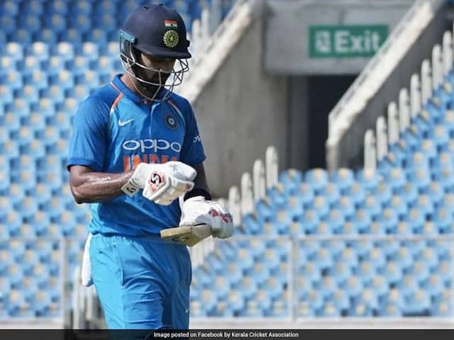 KL Rahul Fails To Deliver In Comeback Game Against England Lions