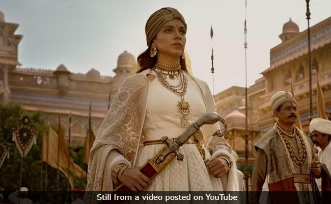 Manikarnika Row: 'Just How Did Kangana Ranaut Decide She Made 70 Per Cent Of The Film,' Asks Krish