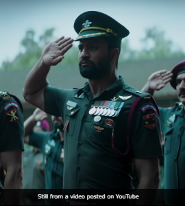 'Uri': Vicky Kaushal, Welcome To The 'Actors' World', Tweets Anupam Kher