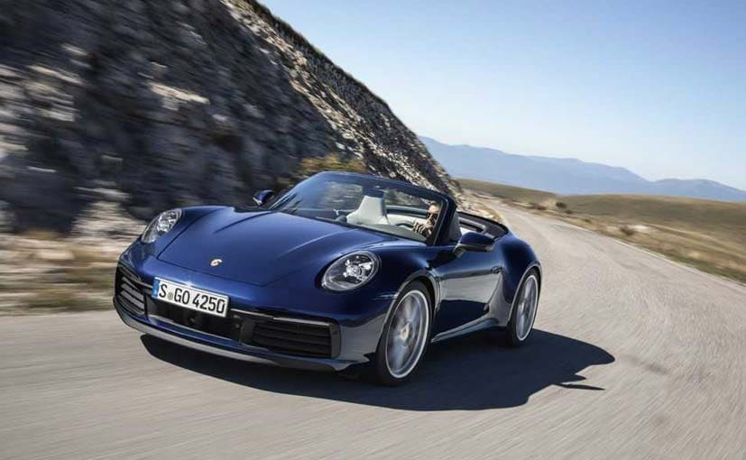 The 2019 Porsche 911 Cabriolet comes just 6 weeks after the launch of the new-gen 911