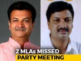 Video : Most Lawmakers In Resort, Karnataka Congress's Notice To Those Missing