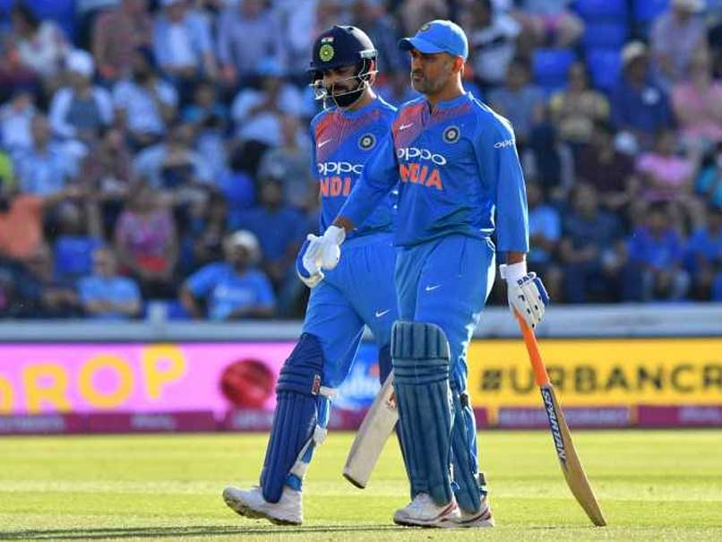 India vs Australia: Justin Langer Says, Virat Kohli And MS Dhoni Are All-Time Great ODI Players